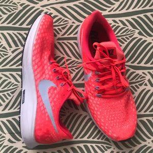 Nike Men Zoom Pegasus 35 | Bright Crimson| US 11